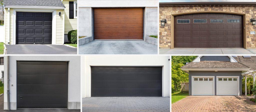 Porte Garage Choix