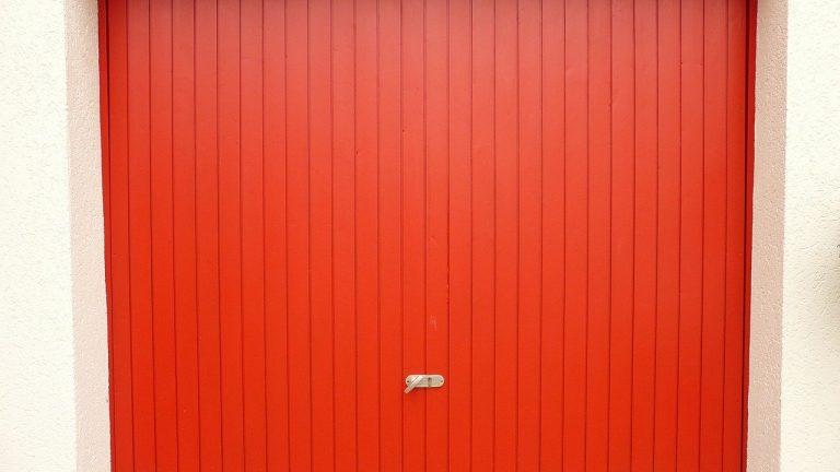 Porte Garage Maison